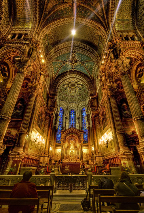 Notre Dame Cathedral via Google images